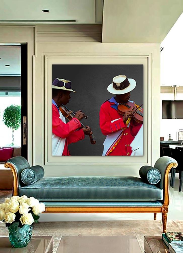 CT 100 Duo de violons